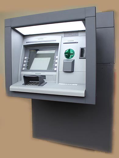 NCR 5886 WITH BNA (WITH GLORY UD-686 CASH DEPOSIT MODULE)